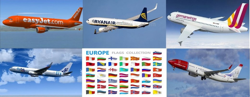 Cheap Airline Europe