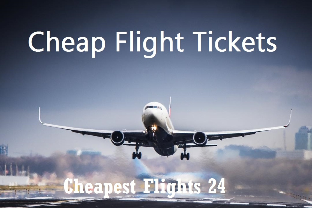 Cheap Flights & Airline Tickets