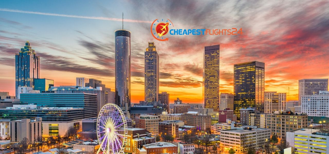 Cheap Flights To Atlanta Georgia