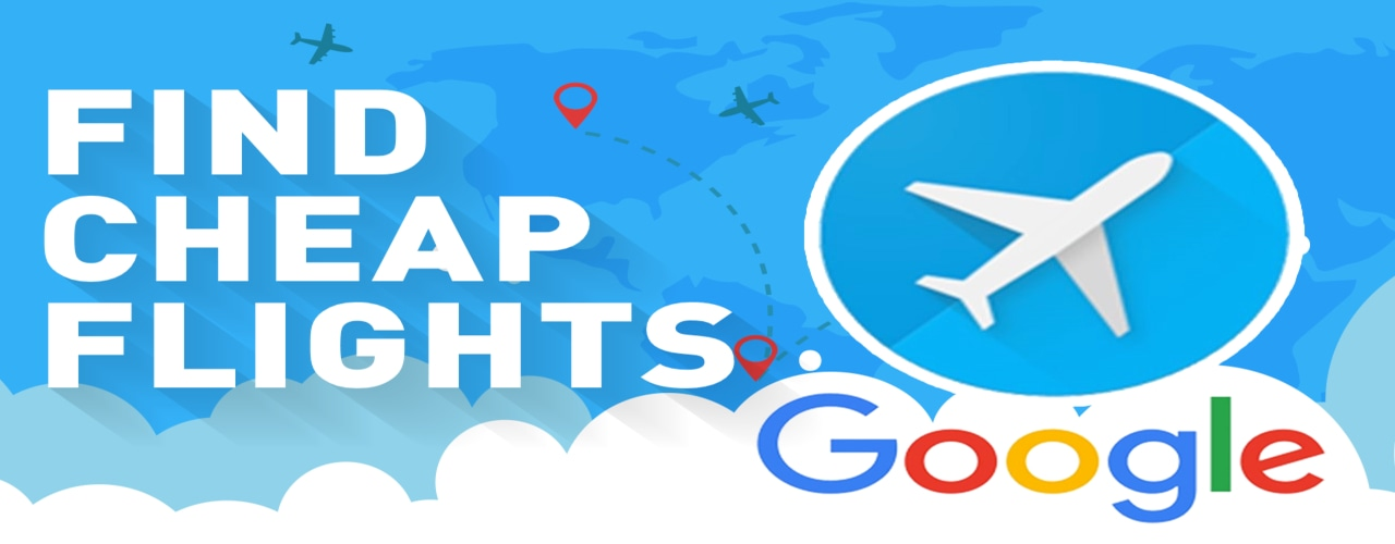 Google Flights Booking Airfare Using Flight Search Air line Tickets